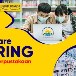 We Are Hiring : Pustakawan
